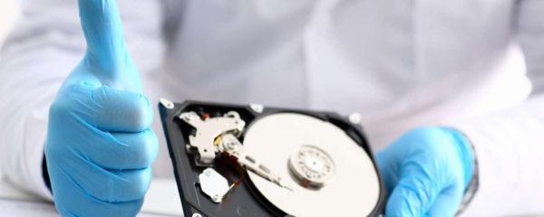 récupérer des données supprimées sur disque dur
